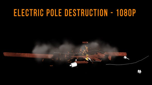 Thumbnail for Electric Pole Destruction