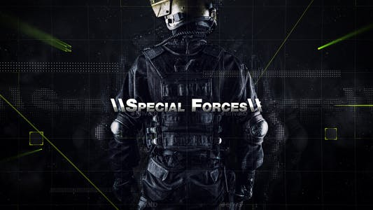 Thumbnail for Special Forces