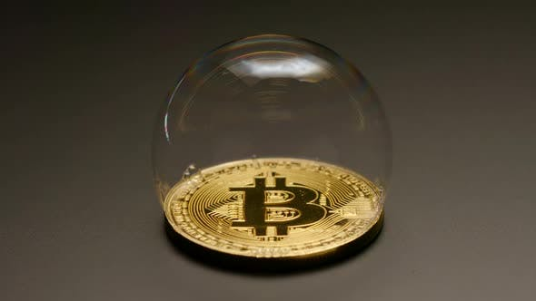 Thumbnail for Bitcoin-Blase platzt