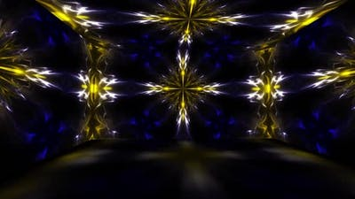 Abstract Light Room
