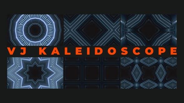 Vj Kaleidoscope