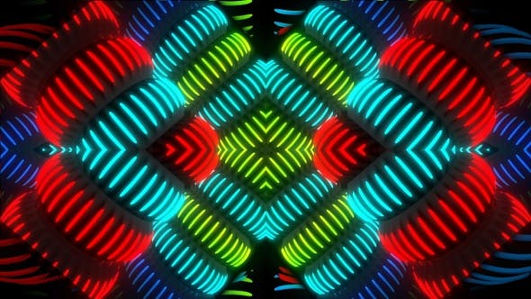 Cover Image for 17 Colorfull Vj Loop Pack