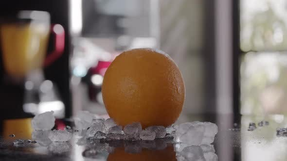 Thumbnail for An Orange in Ice