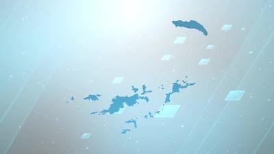 British Virgin Islands Slider Background