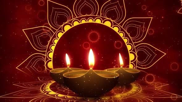 Thumbnail for Diwali Lamps