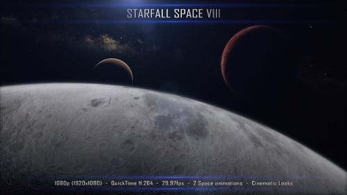 Starfall Space VIII
