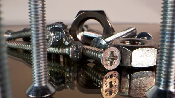 Stainless Steel Nails And Bolts And Nuts 5