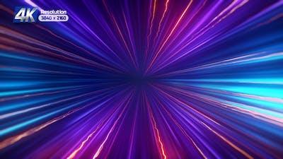 Speed Digital Light Background