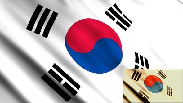 Thumbnail for South Korea Flags