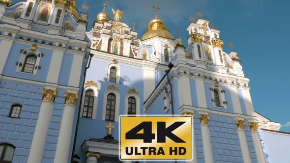 Thumbnail for St. Michael Golden-Domed Monastery In Kiev Ukraine