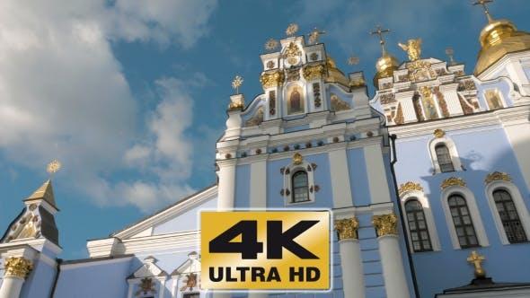 Thumbnail for St. Michael Golden-Domed Monastery In Kiev Ukraine