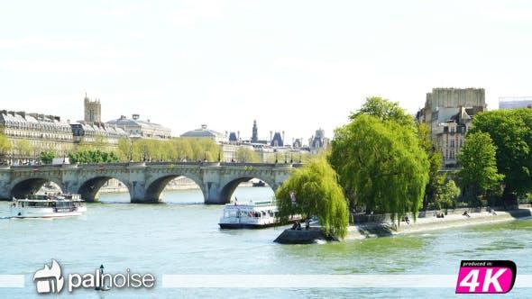 Thumbnail for Paris View