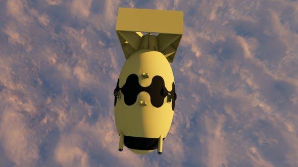 Thumbnail for Fatman Nuclear Bomb Drop