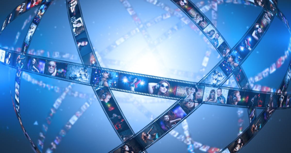 Download Film Reel Promo by VProxy