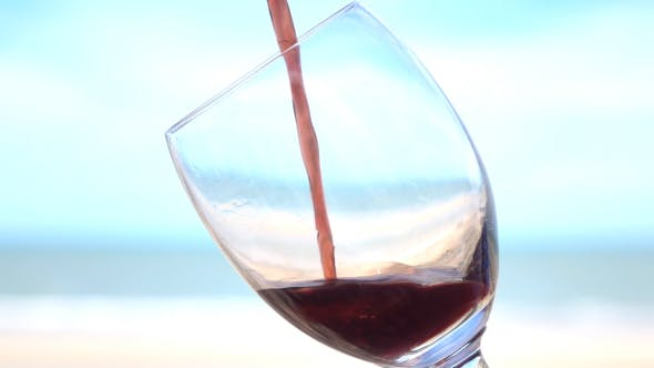 Thumbnail for Pouring Red Wine