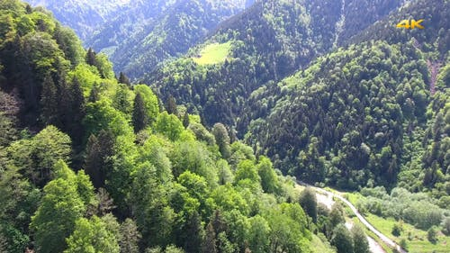 Aerial National Park