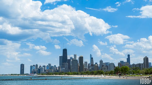 Thumbnail for Chicago Skyline