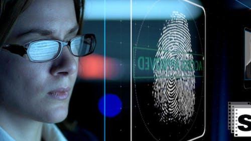 strafrechtliche Identifizierung