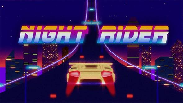 Thumbnail for Retro Rider