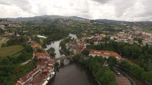 Typical Portuguese Village