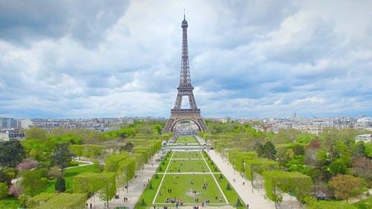 Thumbnail for Paris Aerial View 1