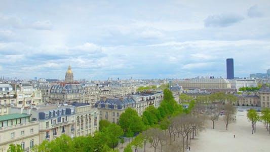 Thumbnail for Paris Aerial View 2