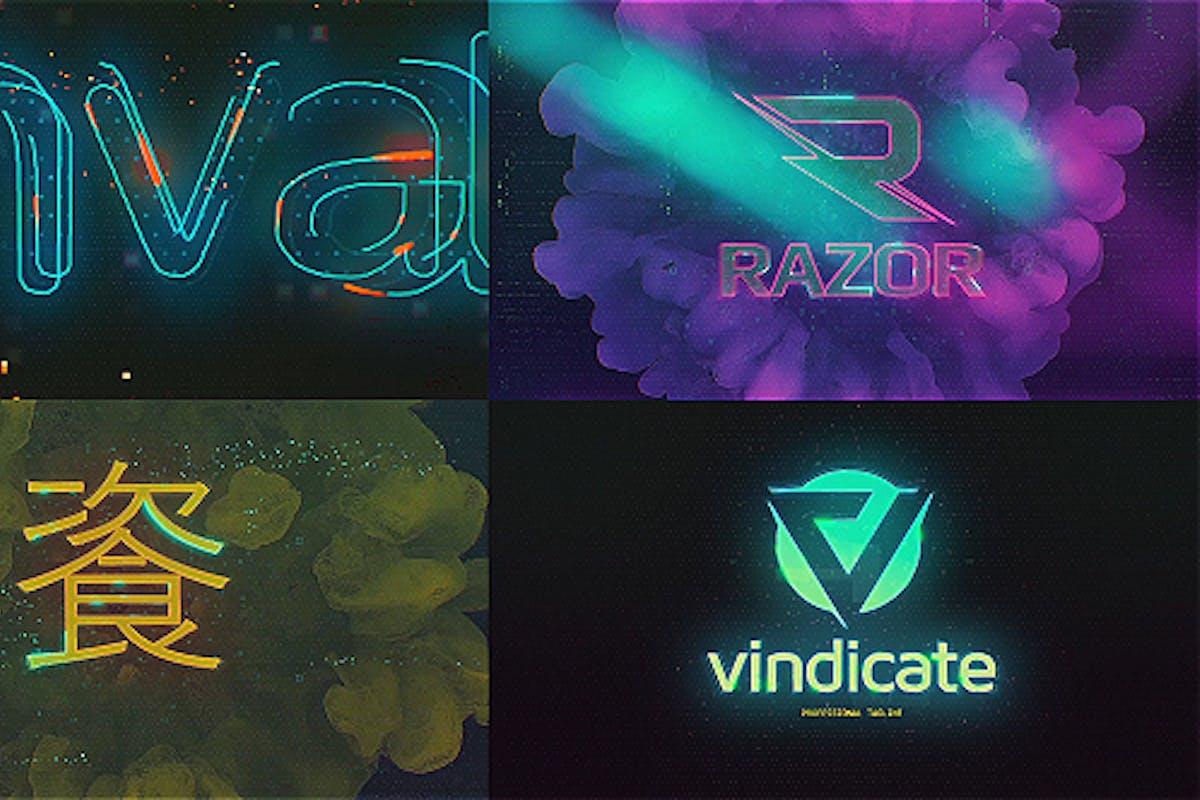 cyberpunk glitch logo reveal by nullifier on envato elements cyberpunk glitch logo reveal by nullifier on envato elements