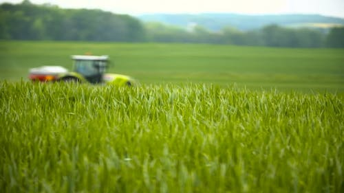 Farming. Agriculture Background.