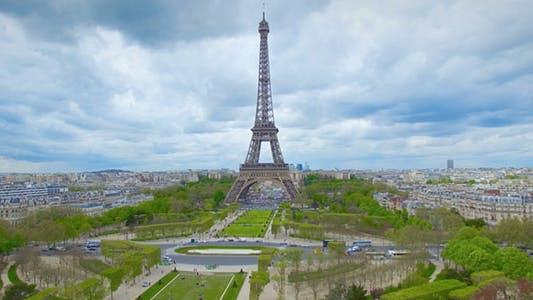 Thumbnail for Paris Aerial View 3