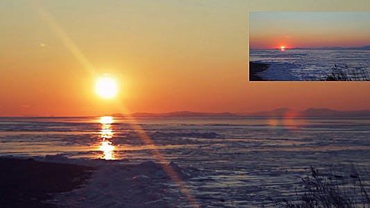 Frozen Sea Silence