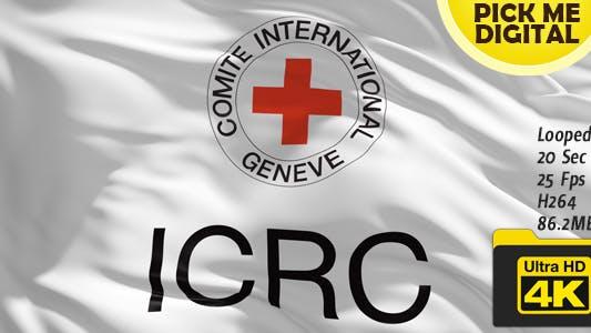 Cover Image for International Red Cross Flag 4K
