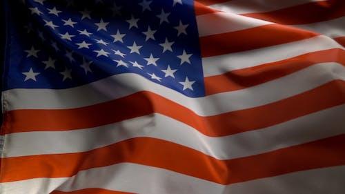 American Flag 4 July