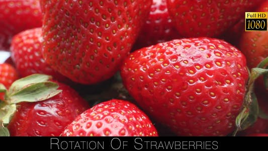 Thumbnail for Rotation Of Strawberries 3