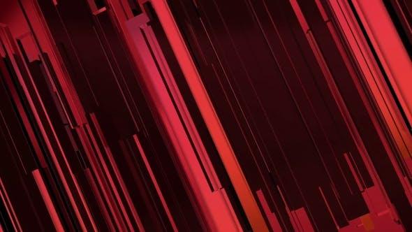 Thumbnail for Abstrakte rote und schwarze Linien Hintergrund