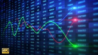 Stock Index Background