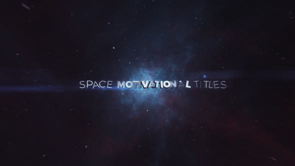 Thumbnail for Space Motivational Titles