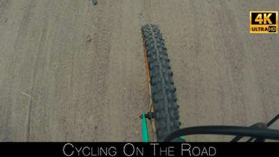 Cycling On The Road
