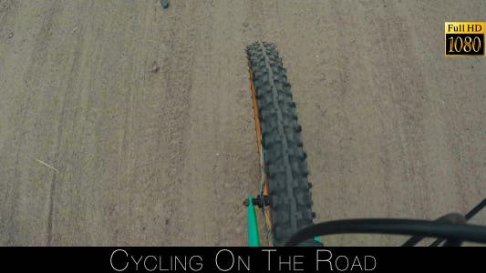 Cover Image for Cycling On The Road