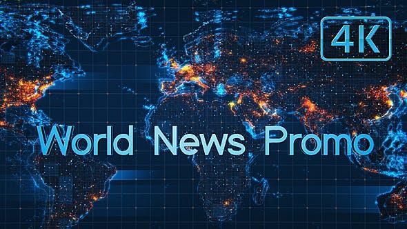Thumbnail for Nouvelles du Monde Promo