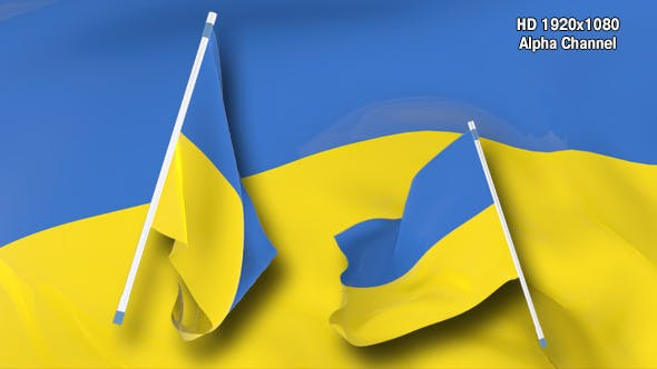Thumbnail for Flag Transition - Ukraine