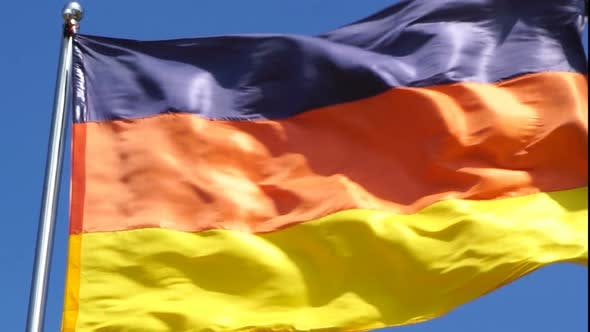 Thumbnail for Germany Slow Flag