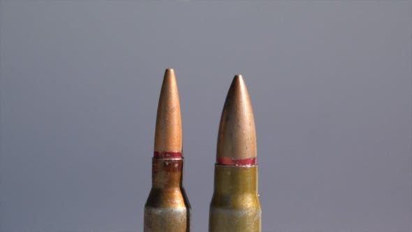 Thumbnail for Russian 7.62 and 5.45 Ammo