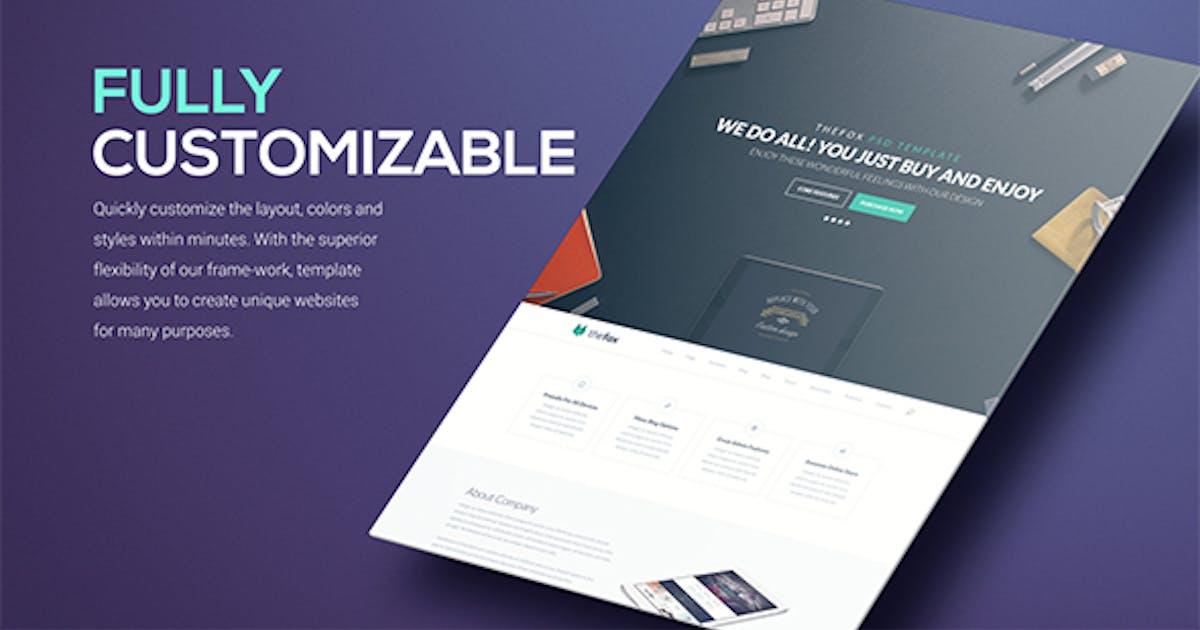 Download Website Presentation Pack by 3uma