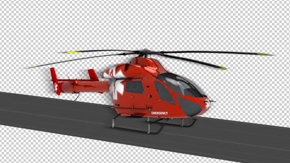 Emergency Helicopter - 2