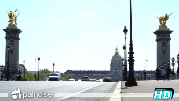 Thumbnail for Paris Alexander III Bridge, France