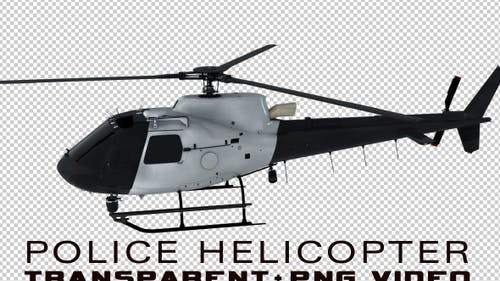 Police Helicopter - 2