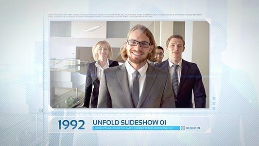 Thumbnail for Unfold Photo Slideshow