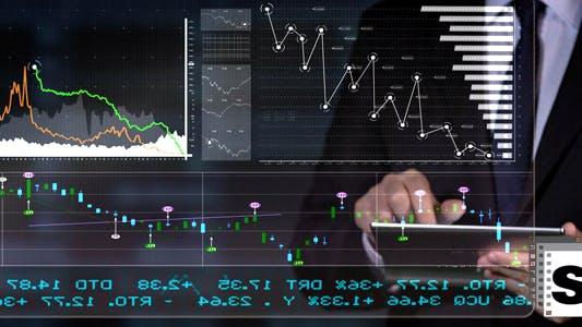 Thumbnail for High Tech Business Screen