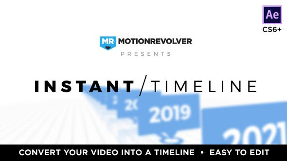 Thumbnail for Instant Corporate Timeline