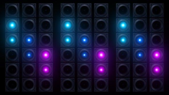 Thumbnail for Colorful Lights Panel